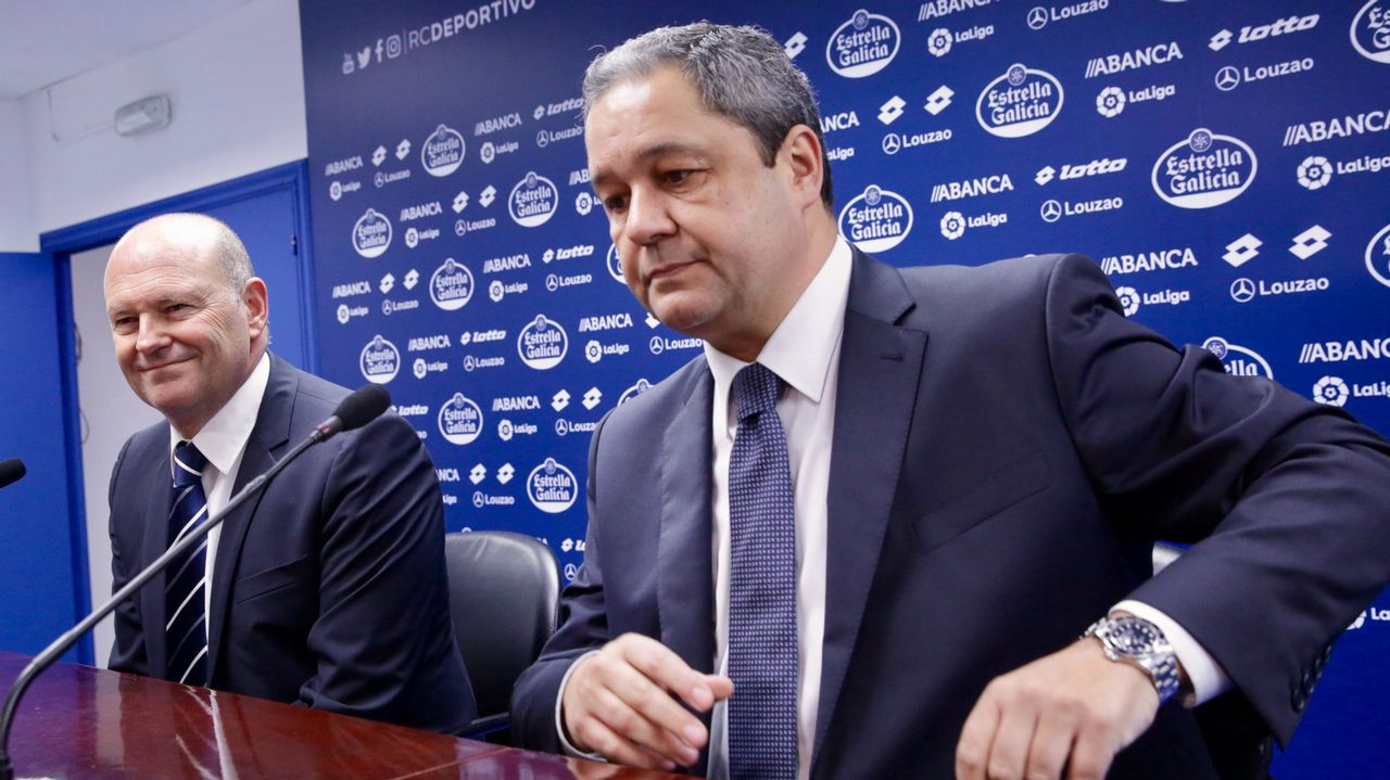 Pepe Mel, sustituto de Garitano, otro entrenador que no pasaría con éxito por Riazor