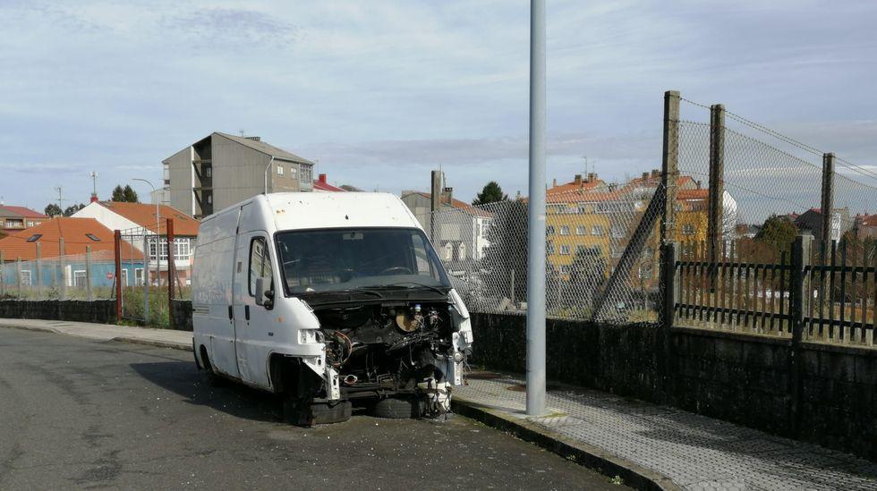 El PP pide mejoras en un barrio que es entrada a Lugo por una nacional