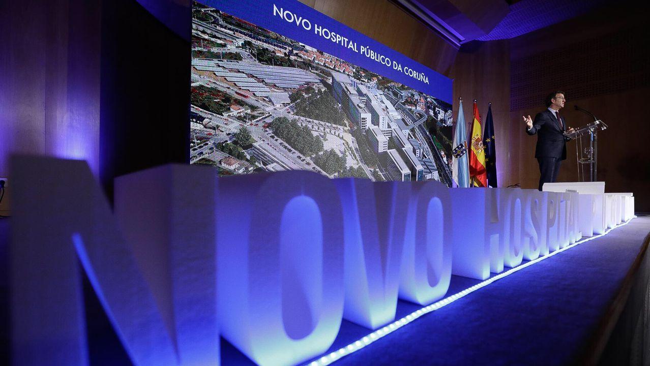 Presentación del proyecto del Novo Chuac