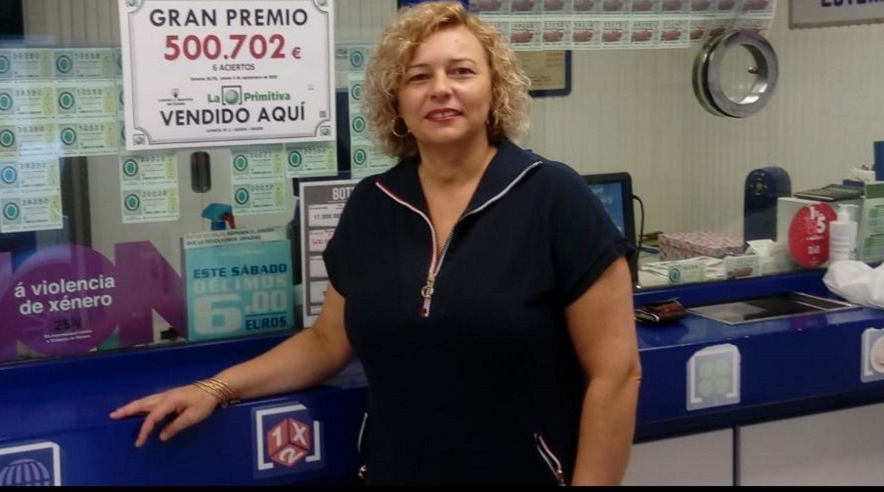 Foto de archivo del bar Bella Galicia, que ya repartió varios premios de lotería
