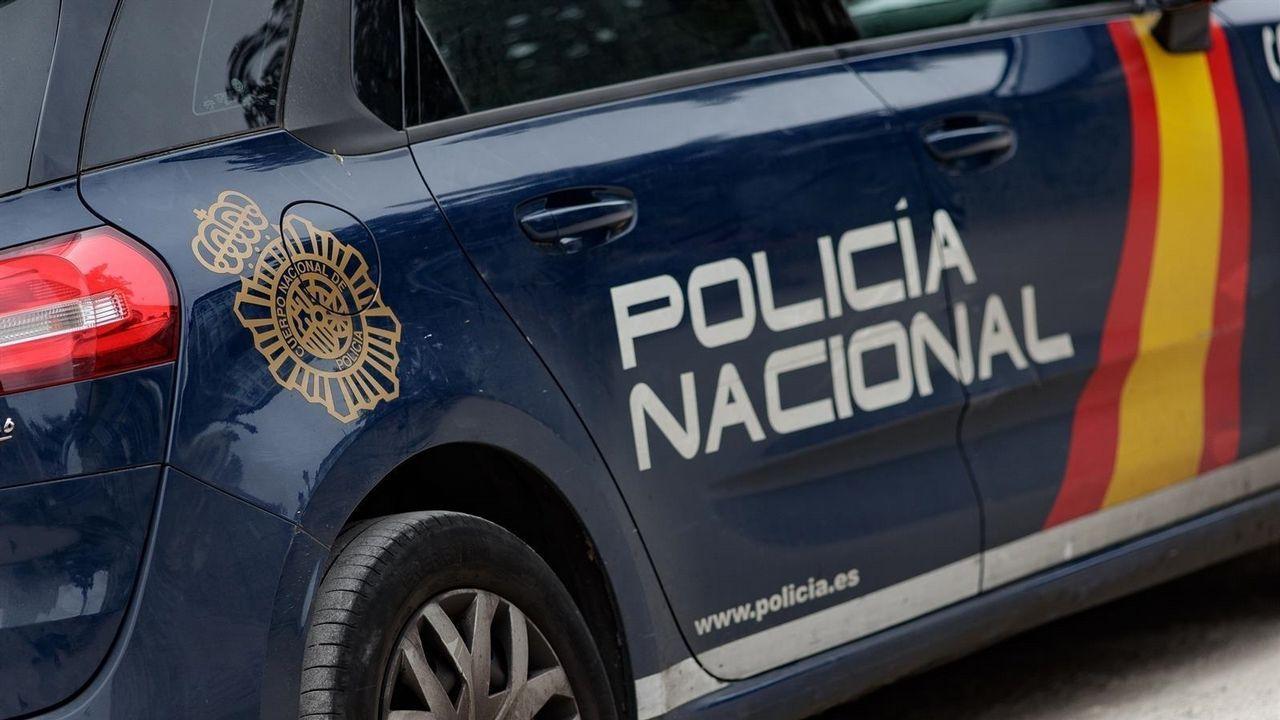 El bum del tráfico de heroína en Galicia ya dispara la demanda para desengancharse.Las redadas se realizaron en toda la provincia de Cádiz y en Málaga. En la imagen, uno de los registros