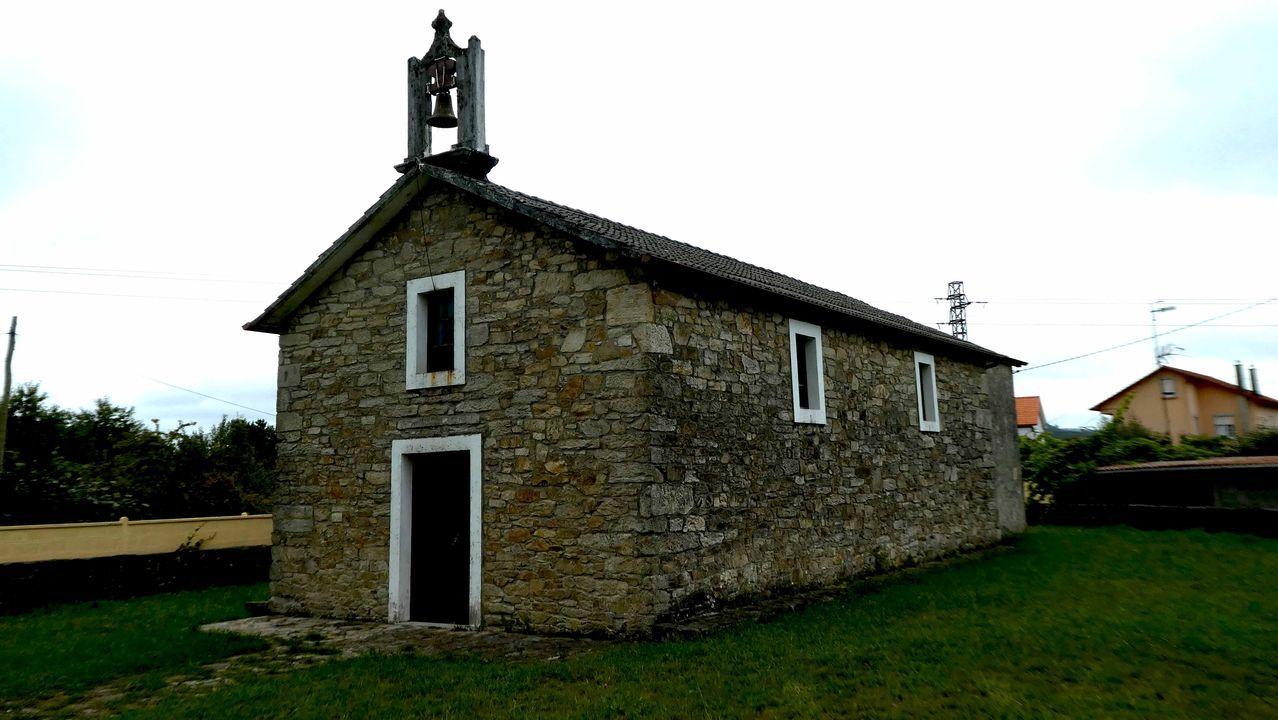 La capilla de San Marcos