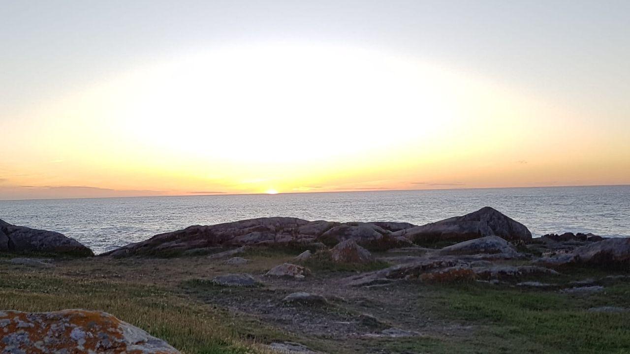 «Justine» se dejó notar en la costa barbanzana