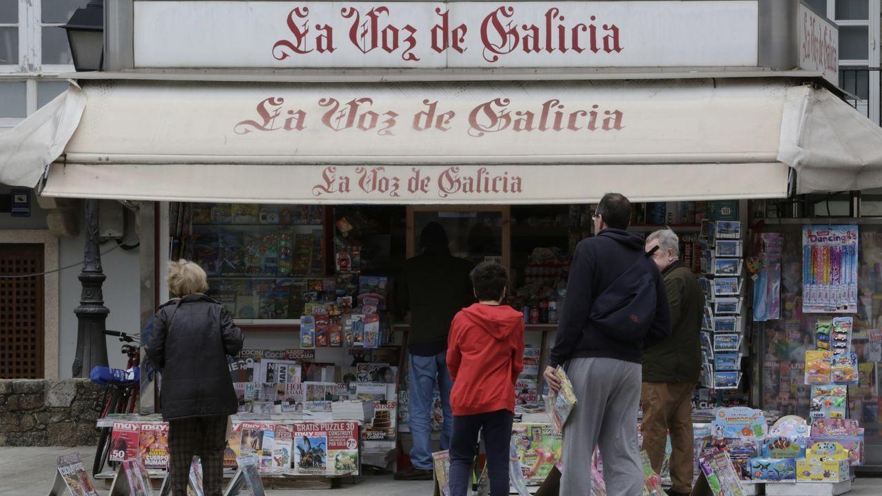 Paseos de hoy domingo por A Coruña