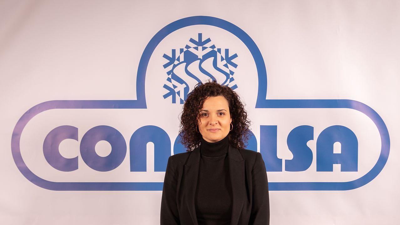 Mónica Cascallar, directora de innovación de Congalsa