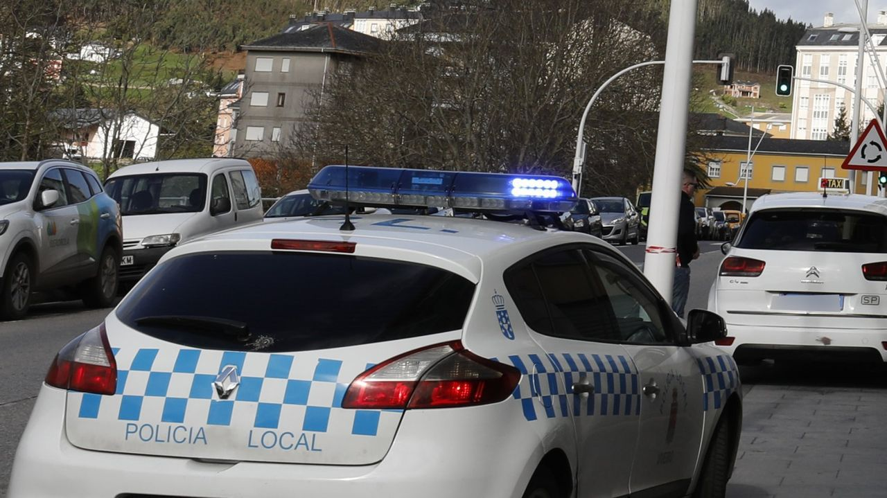 Policía Local de Viveiro (imagen de archivo)