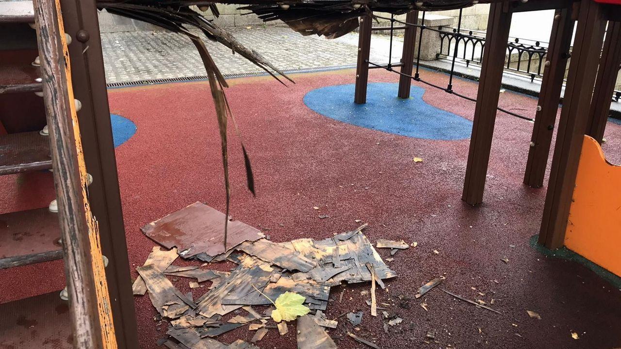 El PP critica que en el parque de la alameda no se realice mantenimiento