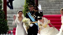 Dieciséis años de la boda de Felipe VI y Letizia