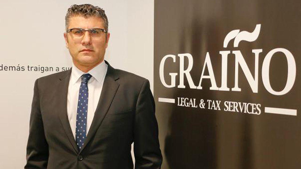 El abogado Fernando Luis Rodríguez Castro