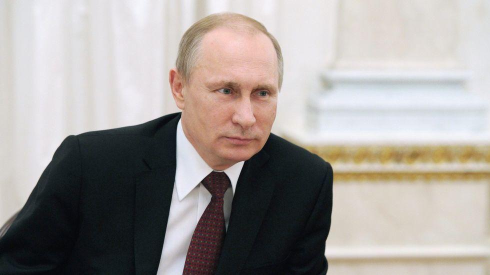 Un año de la anexión de Crimea.Bob Work, vicesecretario de Estado de Defensa