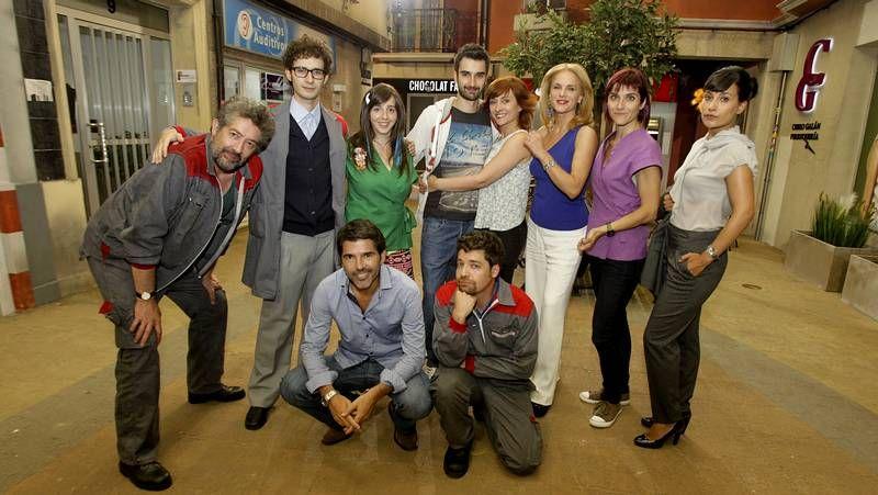 Andrea González y Rubén García ya desarrollan sus proyectos en destacadas productoras.