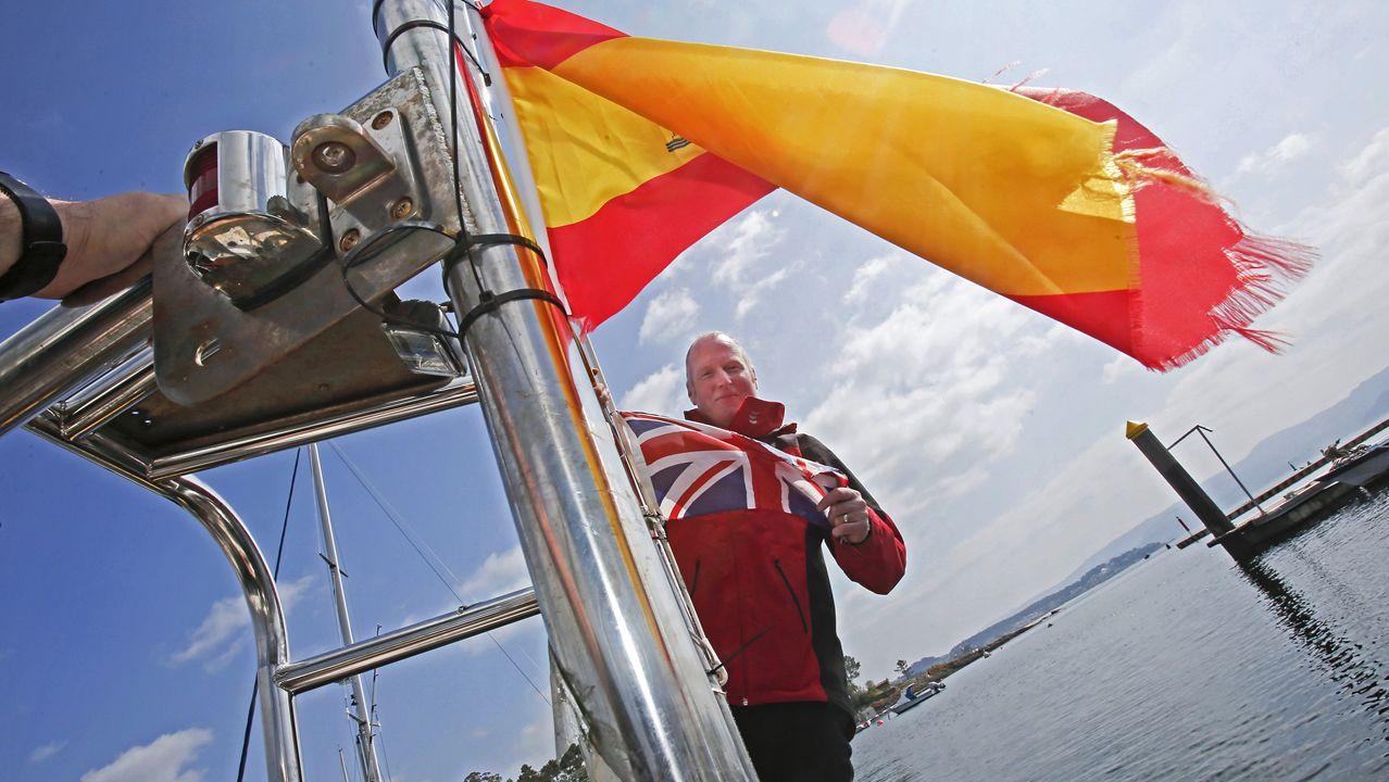 Matt Taylor ha vendido su barco inglés y ha comprado uno español
