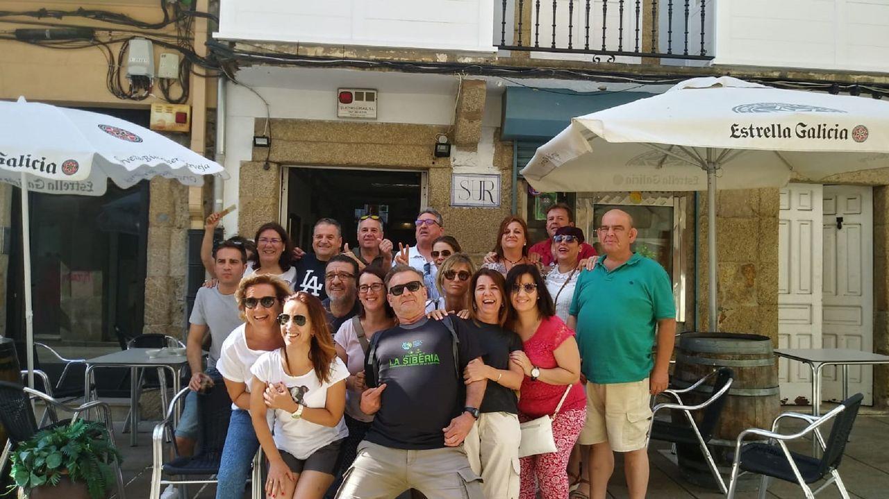 En la imagen la recepción del Hotel Alda Suizo, donde en julio la ocupación ha sido de un 75%