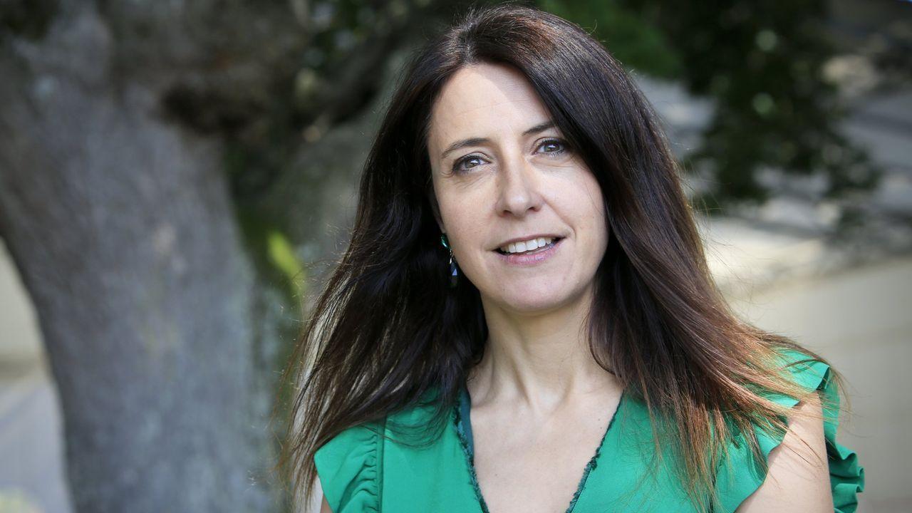 Maria José Gómez, alcaldesa de Guntín