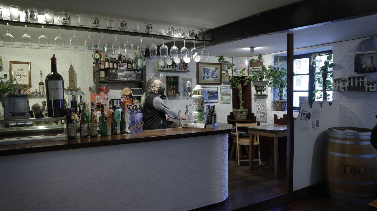 El bar más antiguo de A Coruña tiene 130 años y está en As Xubias