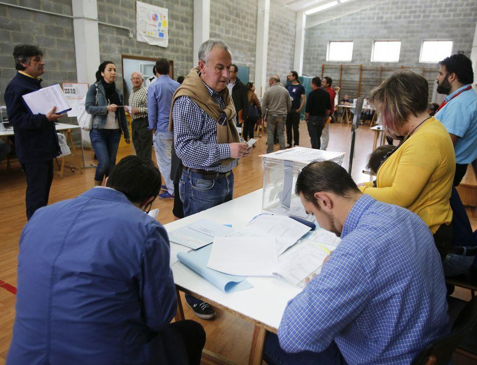 Las últimas elecciones municipales se celebraron el pasado 24 de mayo.