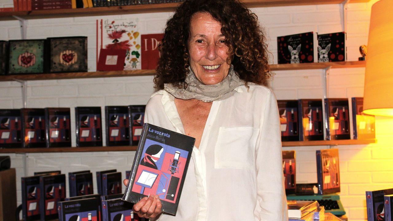 Nuria Varela, responsable de Igualdad