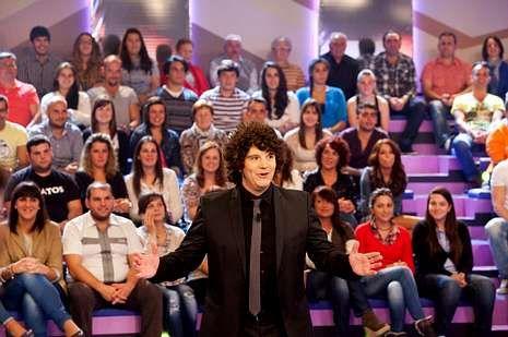 Xosé Antonio Touriñán dirigía y presentaba «Tourilandia».