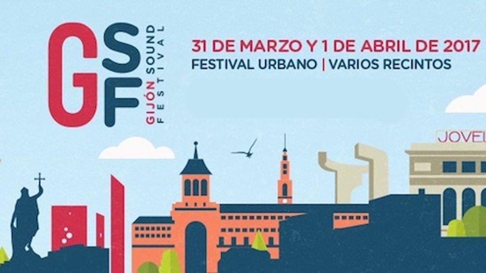 Imagen del Gijón Sound Festival 2017