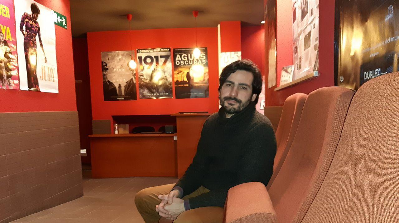 Benedicta Sánchez no solo se ha llevado el Goya, es también Embajadora de su Lugo natal.La imagen de Arturo Fernández, en el recuerdo a los fallecidos en 2019 en la gala de los Goya