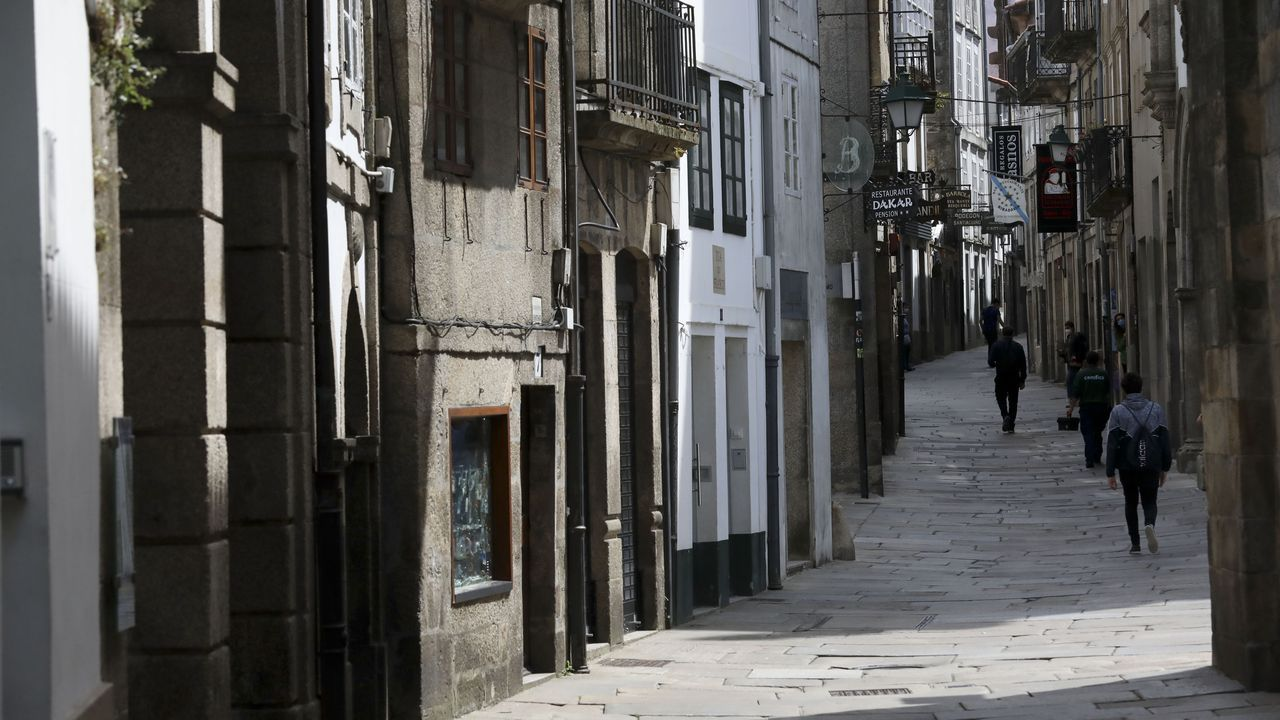 El patrimonio  retornado  de Santiago