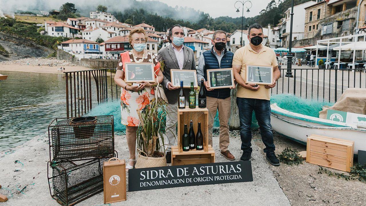 Entrega de premios DOP Sidra de Asturias