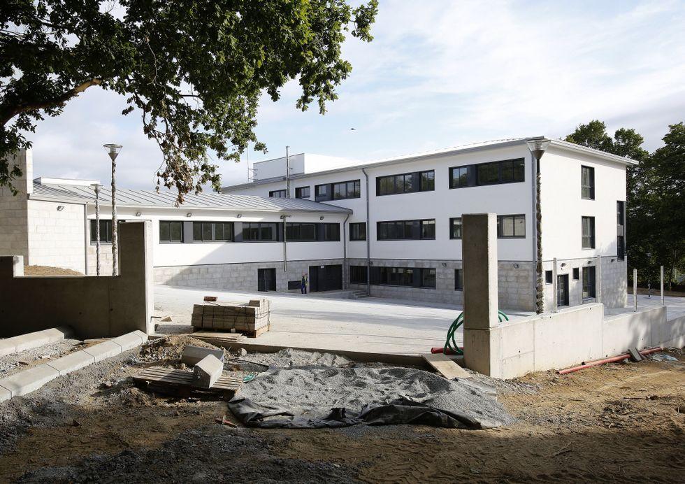 El colegio entrará en funcionamiento en septiembre.