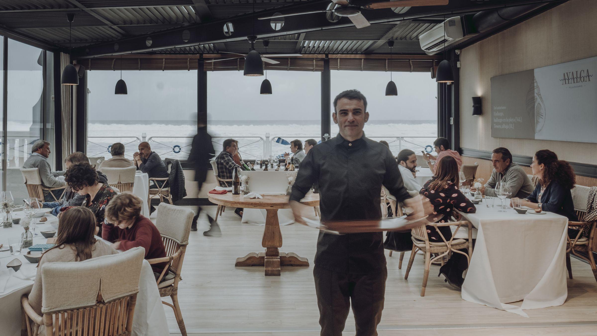 El chef asturiano Marcos Granda