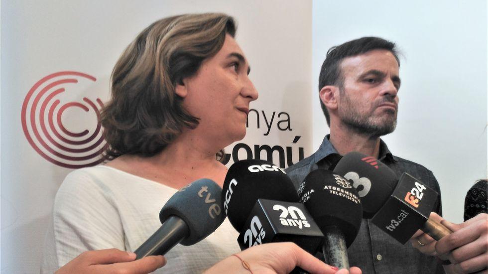 Crimen machista en Valga.Fernandez y Marin