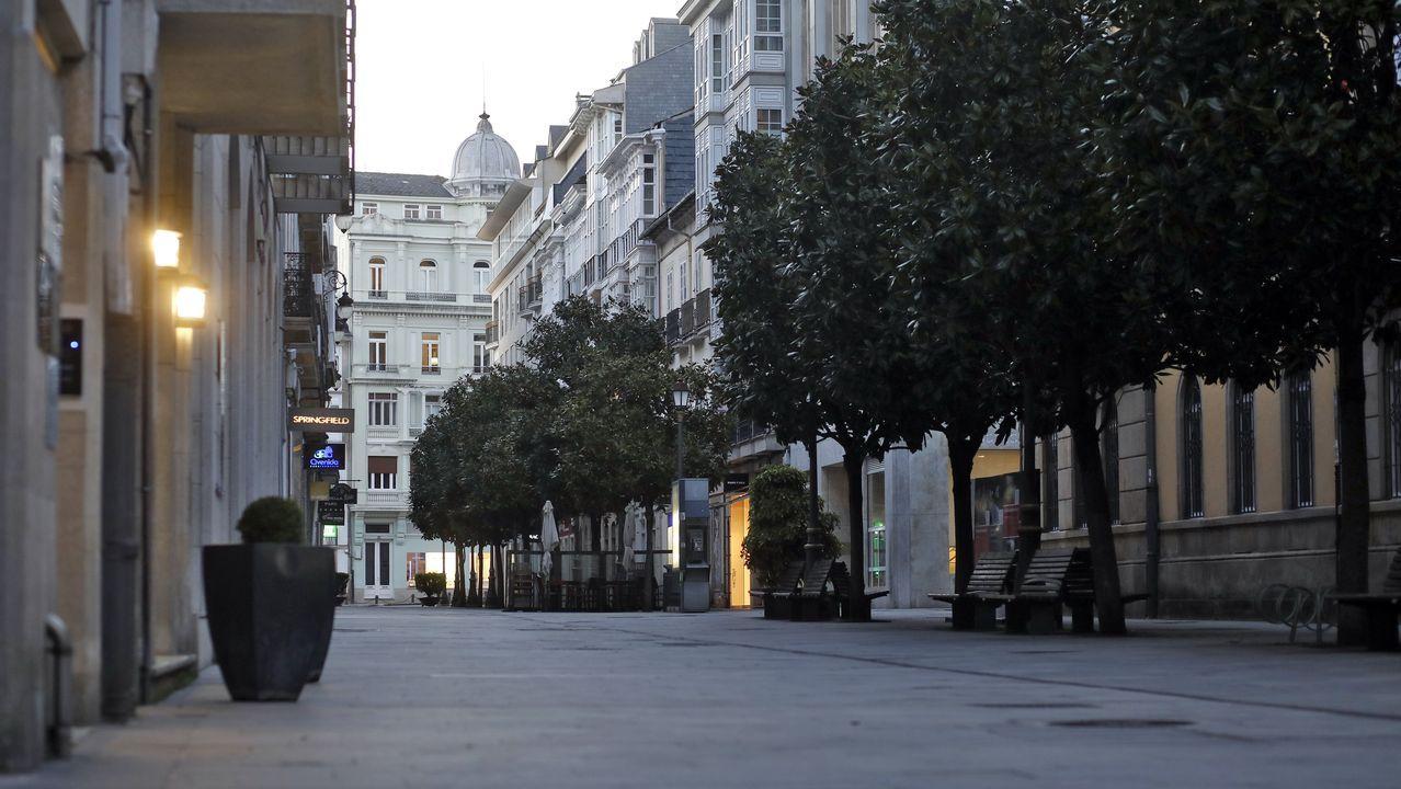 Rúa da Raíña (Lugo).