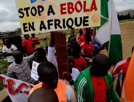 Los africanos se movilizan para atajar un brote que ha infectado a 2.000 personas.