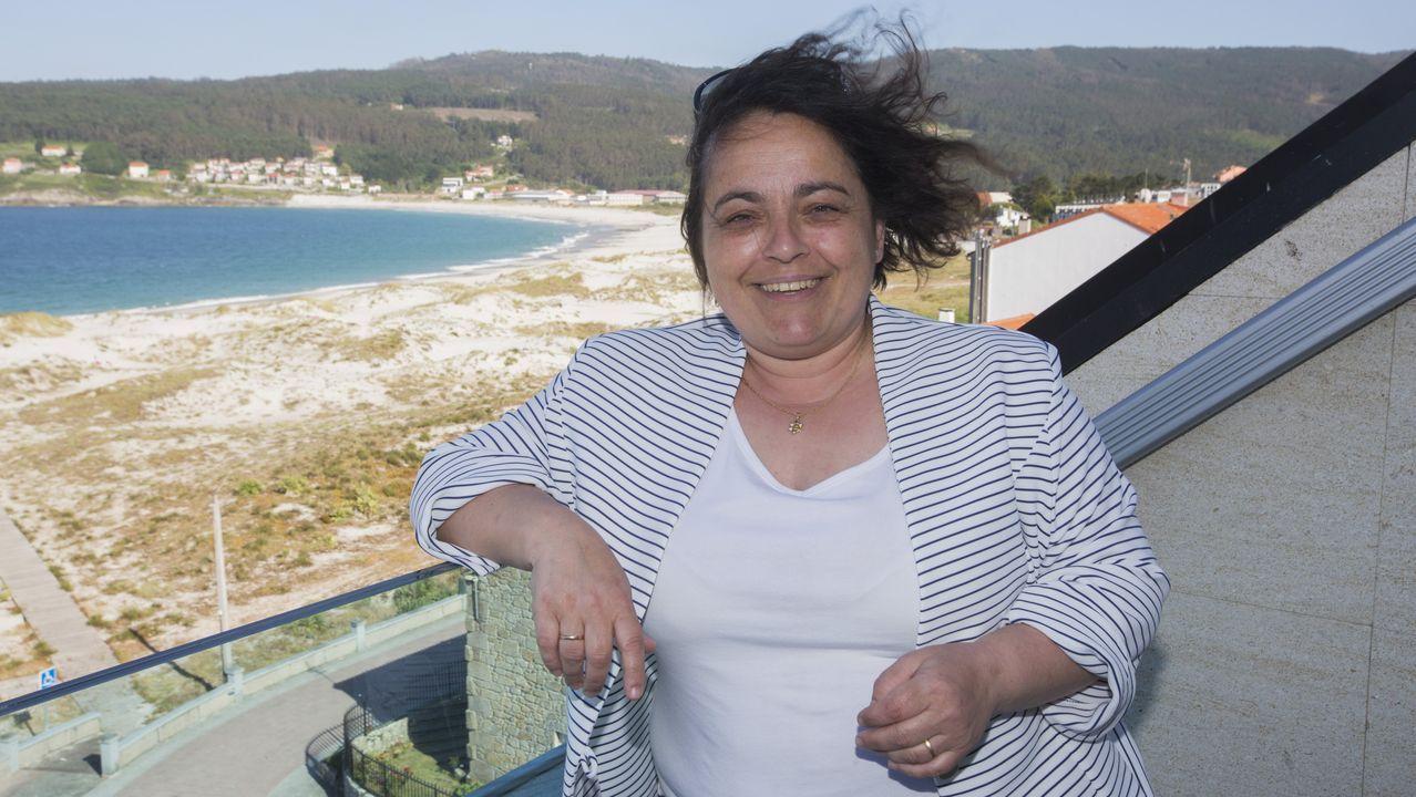 María Ferreiro, gerente
