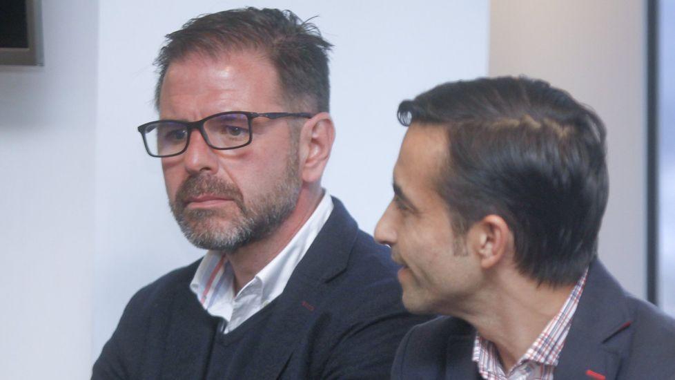 Felicitaciones a Ángel Mato, el candidato del PSOE en Ferrol