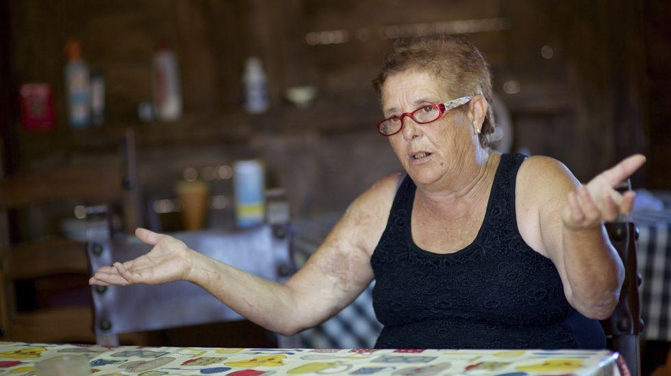 La abuela Josefa de Fuerteventura entra en prisión
