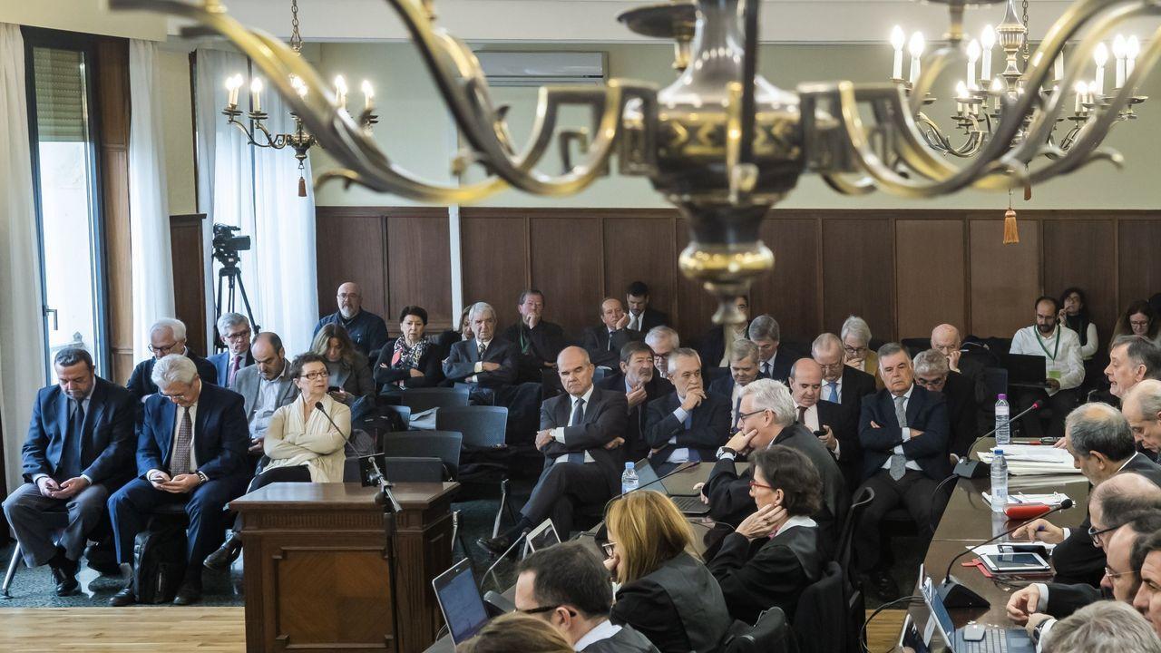 Álvaro Pérez «El Bigotes», Pablo Crespo y Francisco Correa