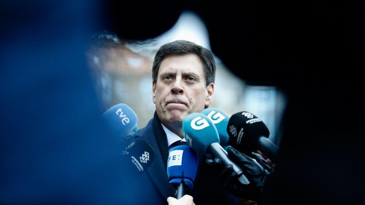 Juan Carlos Quer llega a la sexta jornada del juicio por el crimen contra su hija