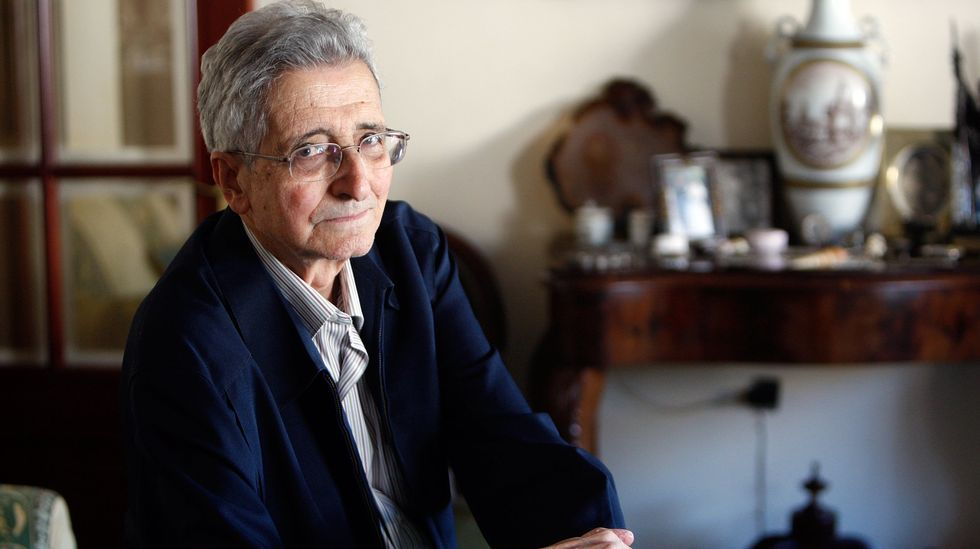 Santiago Melo, en una foto de enero