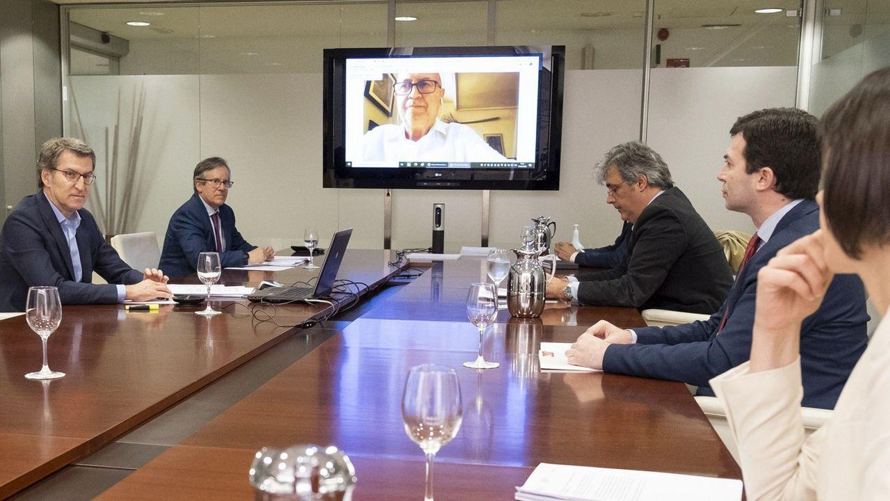 Reunión entre los partidos para concretar la fecha electoral