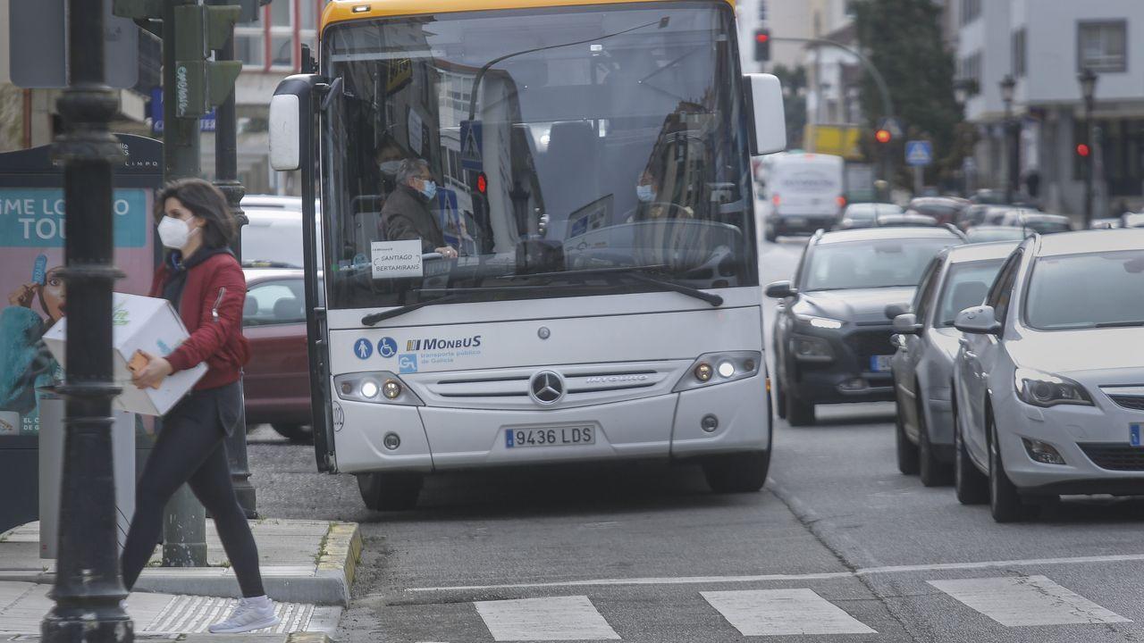 Últimos días de la estación de San Caetano.En el 2016 se adjudicó la actual concesión de autobuses