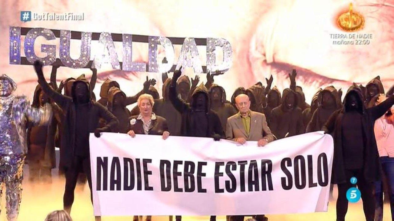 Adelanto de «La Voz Senior»