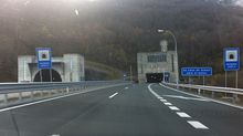 La autopista del Huerna