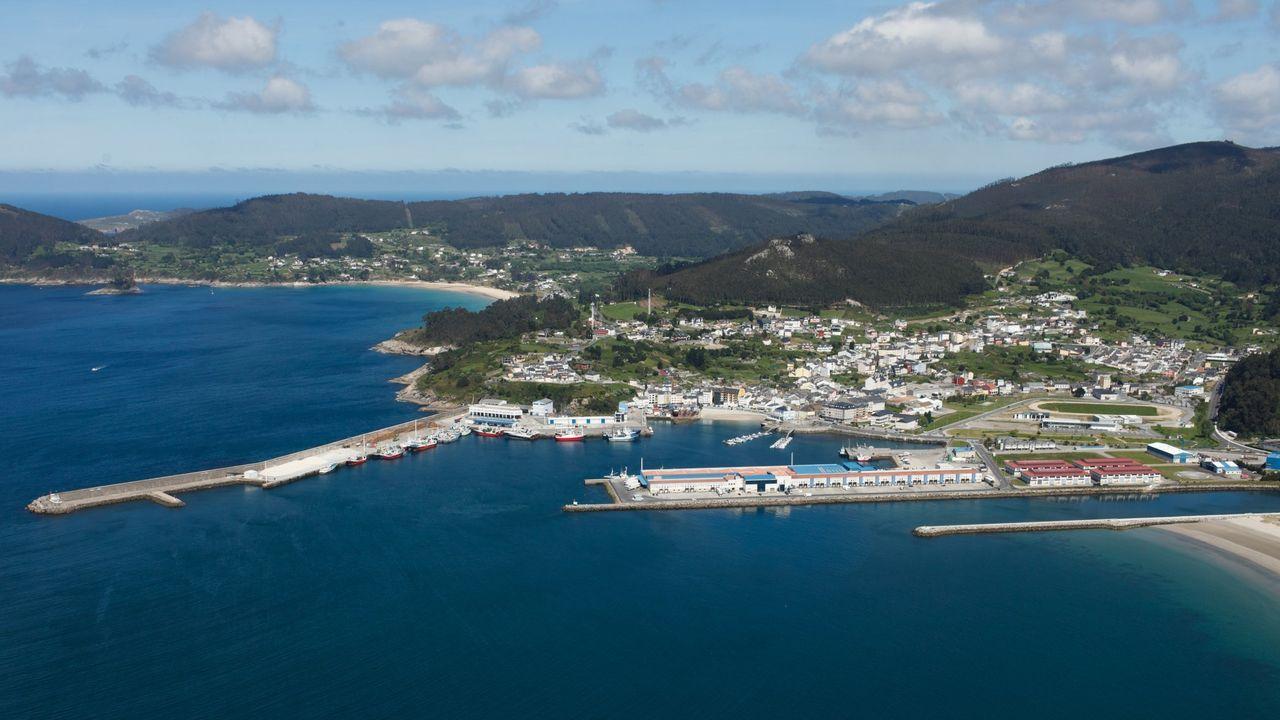 O porto de Celeiro, nunha imaxe de arquivo