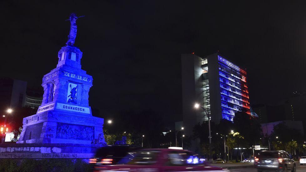 Otro edifiicio emblemático en México D.F.