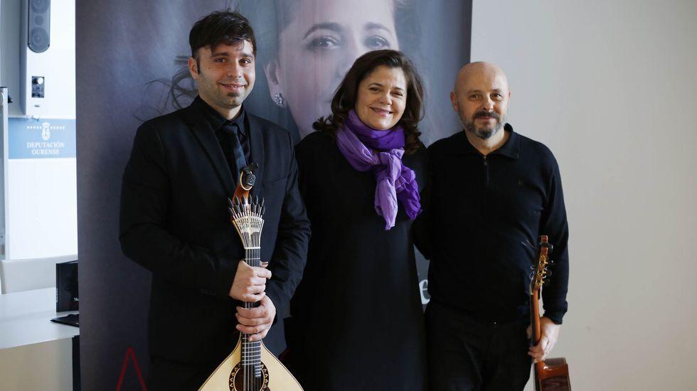 María do Ceo dará un concierto en Viana dentro de la programación navideña