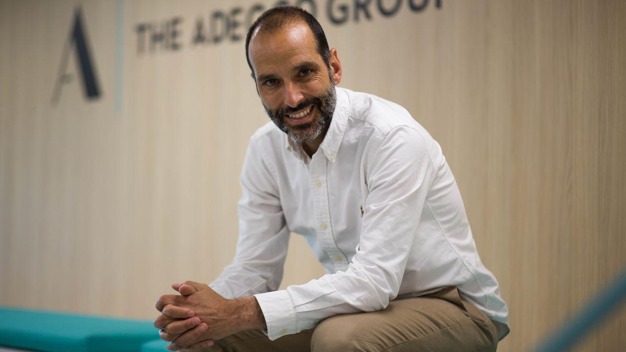 Alberto Gavilán, director de Talento de la compaña de recursos humanos Adecco