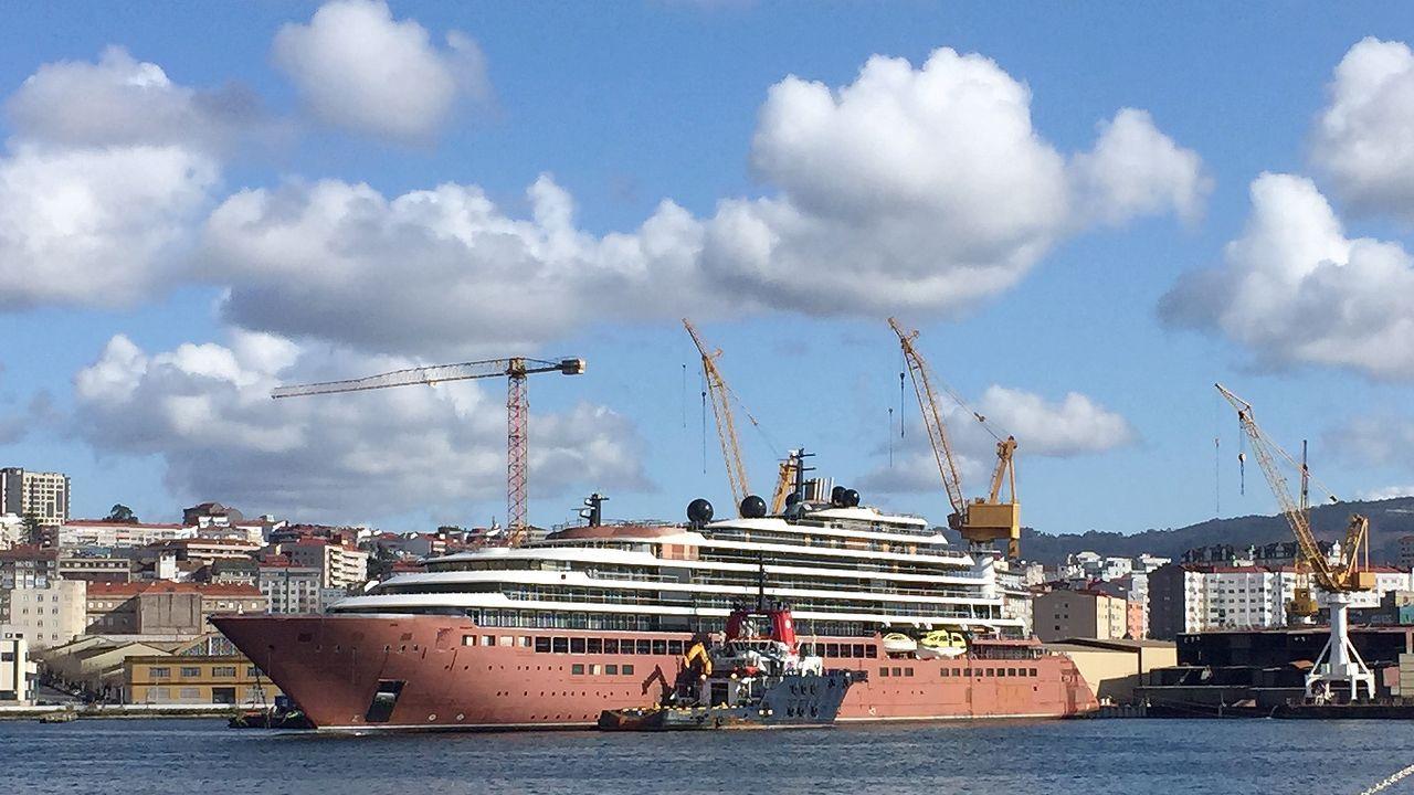 El Alfageme se oxida.Evrima, crucero de Barreras