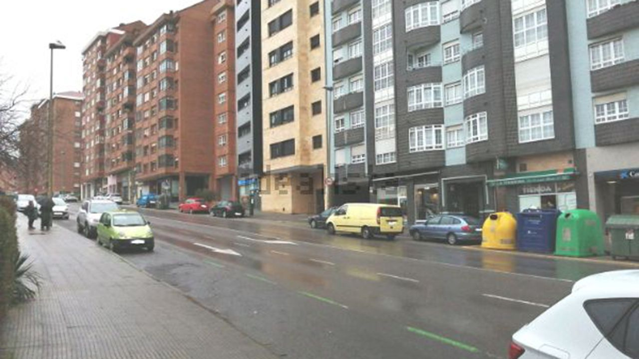 Calle Fernando Morán, Avilés