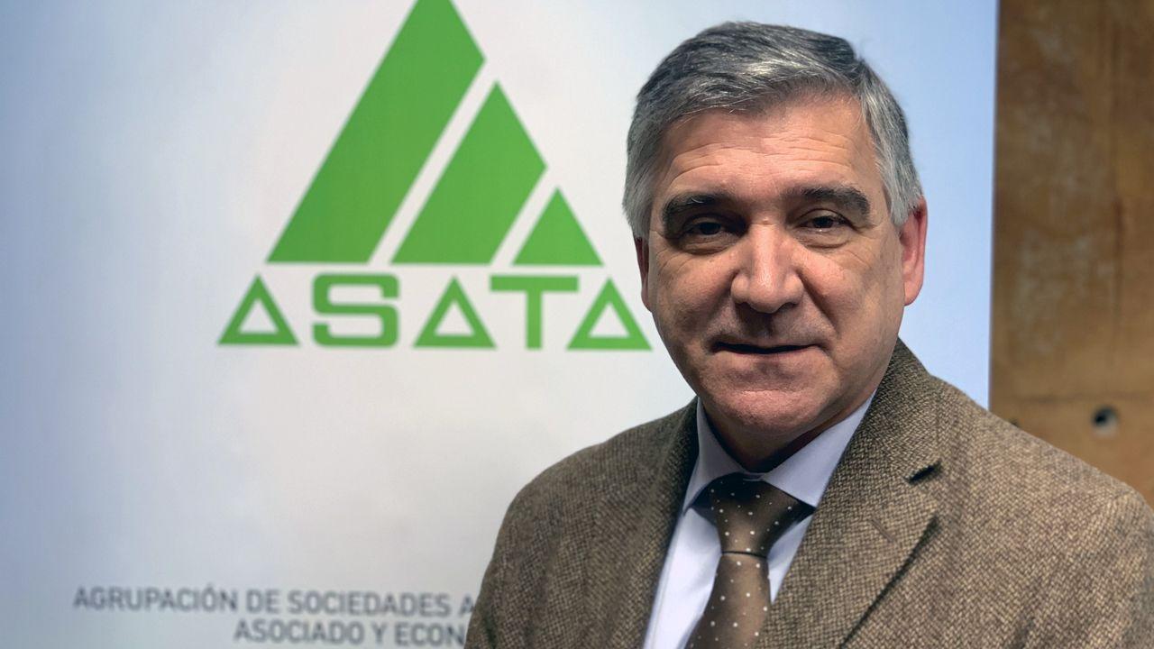 Entrevista a Ignacio Blanco (VOX).Ruperto Iglesias, presidente de ASATA