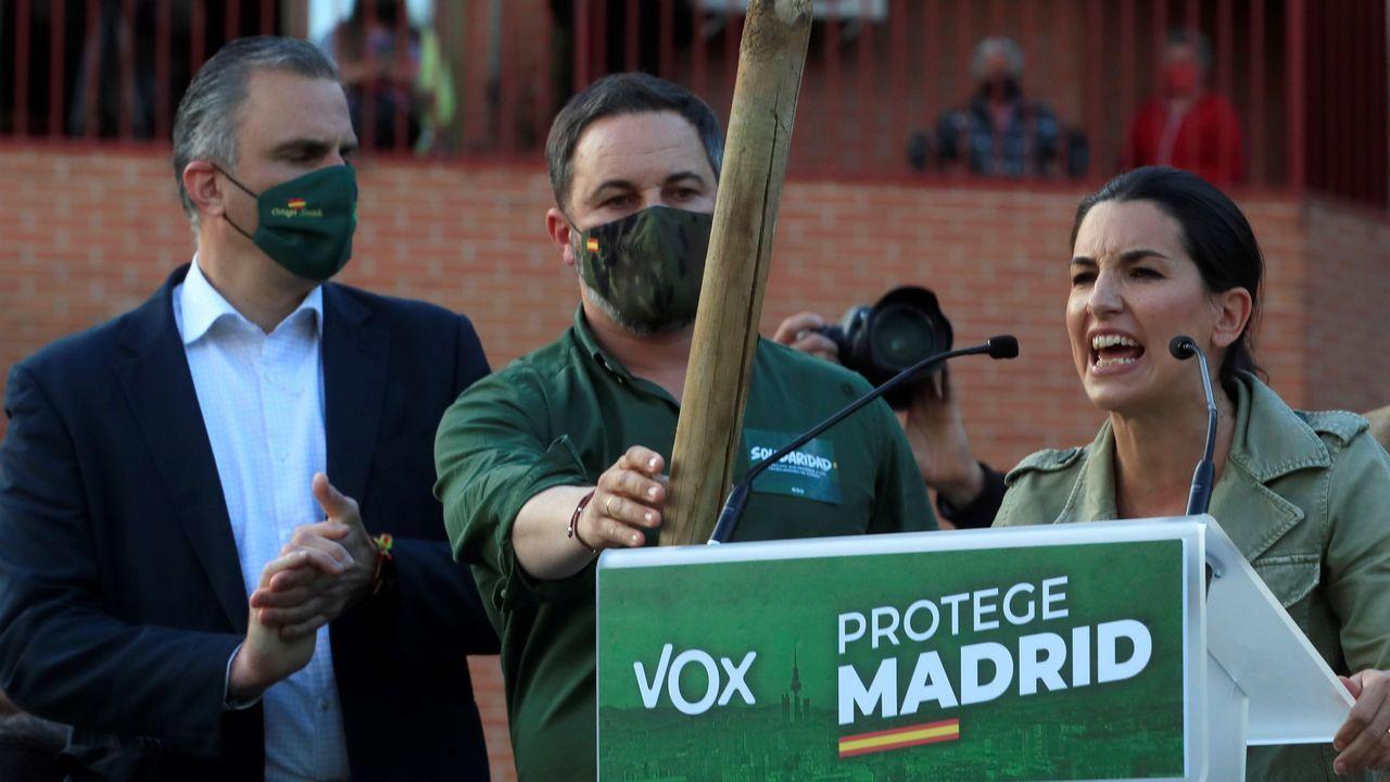 Alberto Ortega | Europa Press.La portavoz del Gobierno, María Jesús Montero, en la rueda de prensa posterior al Consejo de Ministros de este martes.