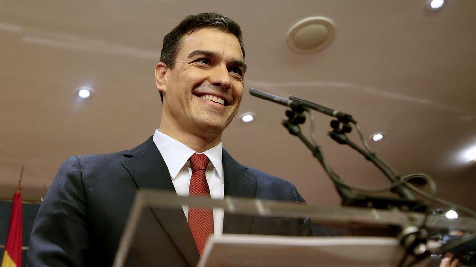 Pedro Sánchez asegura que va a «asumir la responsabilidad» de formar gobierno
